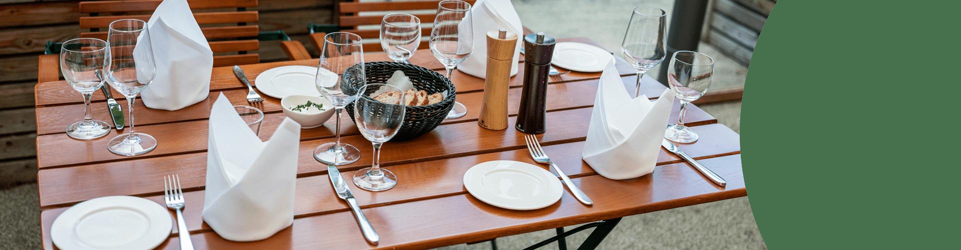 Mittagessen am Kurpark Bad Cannstatt - Genießen Sie ihre Mittagspause mit unserem Mittagstisch in Stuttgart